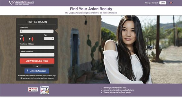 Dating website Filipina
